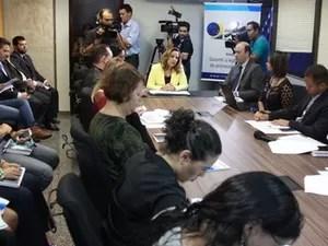 Mudanças foram anunciadas pelo Tribunal Regional Eleitoral do Tocantins (Foto: Divulgação/TRE-TO)