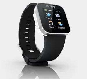 SmartWatch permite acessar informações do celular sem precisar retirá-lo do bolso (Foto: Divulgação)