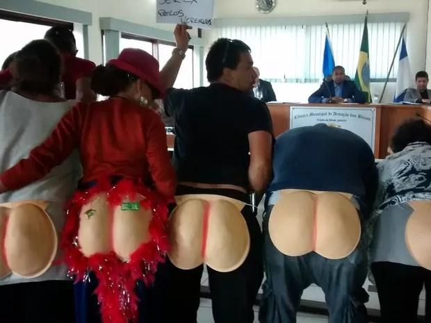 bundaço búzios (Foto: Blog Repórter Eduander Silva)