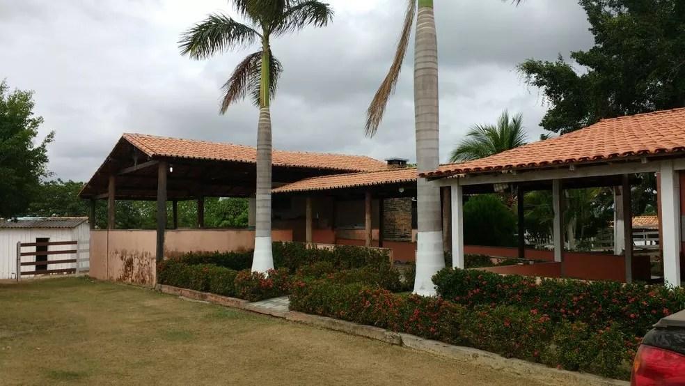 Quadrilha tinha fazenda própria na fronteira entre Pará e Maranhão (Foto: PF/Divulgação)