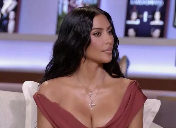 Kim Kardashian (Photo: Reproduction/E!)