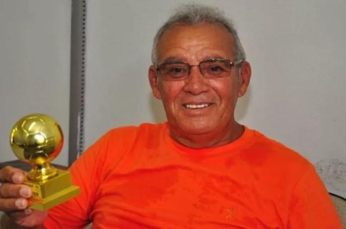 João de Souza, o radialista que cobriu quatro edições de Copa do Mundo — Foto: Divulgação / Rádio Tabajara