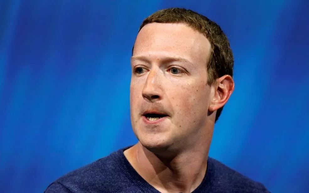 Mark Zuckerberg — Foto: Charles Platiau/File Photo/Reuters