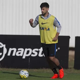 Camacho Corinthians (Foto: Daniel Augusto Jr/Agência Corinthians)