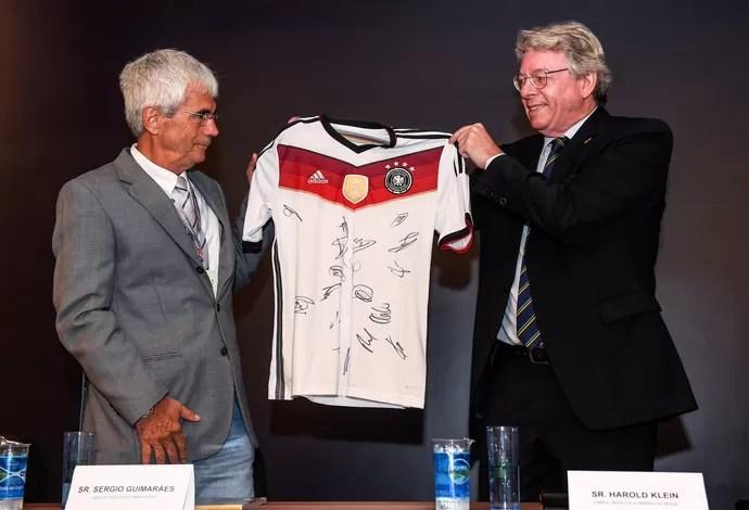 Resultado de imagem para Camisa da Alemanha no 7x1 ffafefb16f989