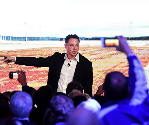 Elon Musk  (Foto: getty images)