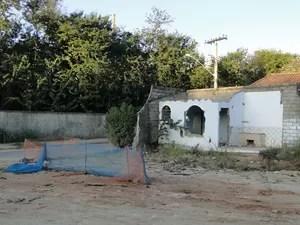 Por causa das demolições, moradores dizem que problemas como falta de segurança aumentaram na região (Foto: Raquel Freitas/G1)