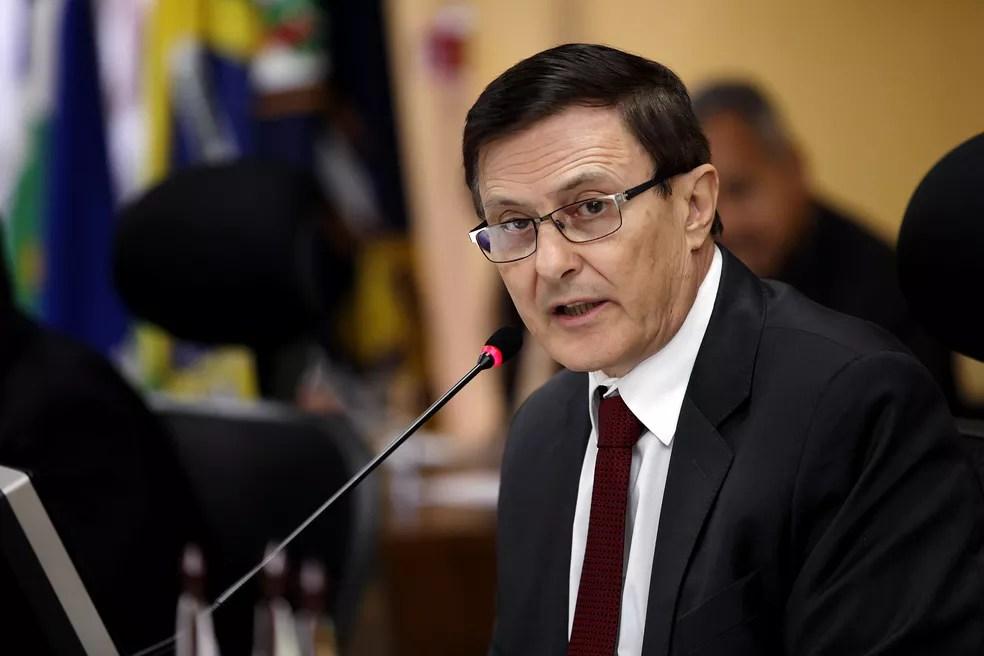 Waldir Teis — Foto: TCE-MT/Assessoria