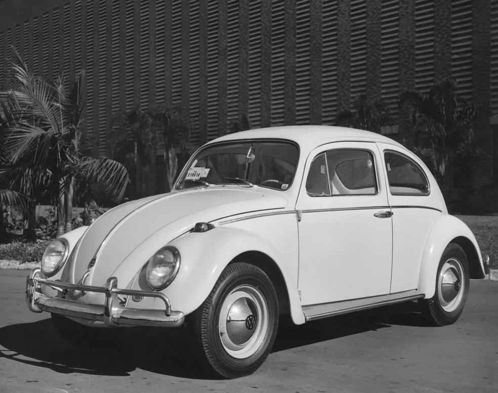 Fusca 1967 — Foto: Arquivo/Conteúdo Estadão