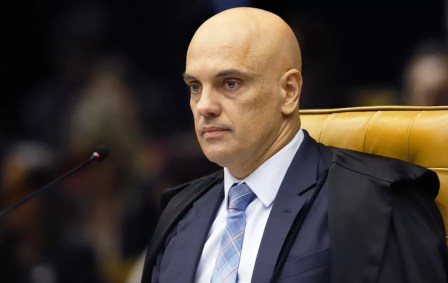 Ministro Alexandre de Moraes é diagnosticado com Covid-19, informa STF |  Política | G1