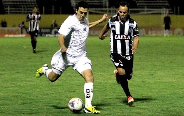 jogo entre Bragantino e ASA (Foto: Filipe Granado / Agência Futura Press)