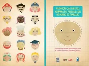 Manual homofobia - ONU (Foto: Organização das Nações Unidas)