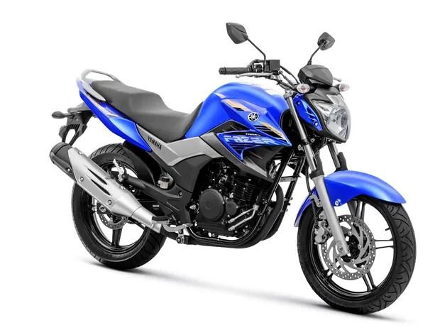 ste_6678 - Yamaha Fazer 250 chega ao modelo 2016 com pequenas mudanças