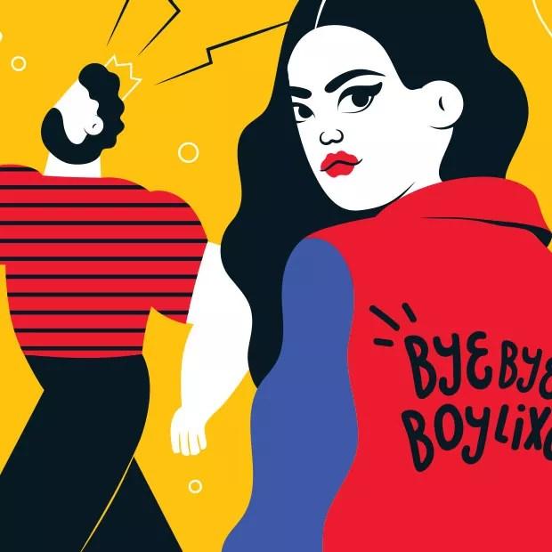ilustra 4 - O dicionário prático do feminismo