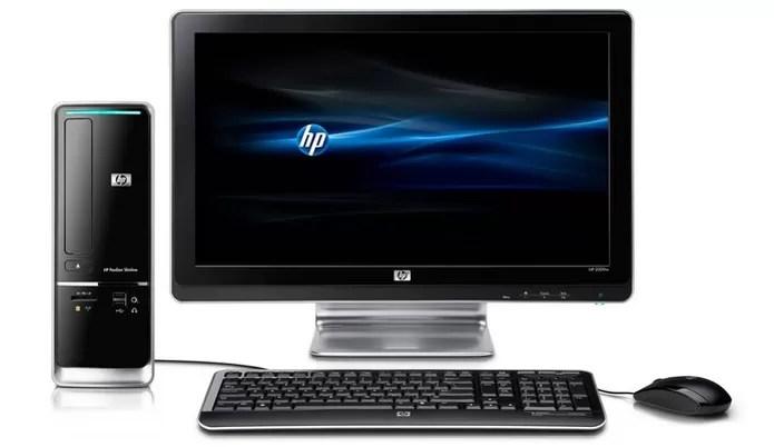 Desktop são indicados para quem quer melhor desempenho (Foto: Divulgação/HP) (Foto: Desktop são indicados para quem quer melhor desempenho (Foto: Divulgação/HP))