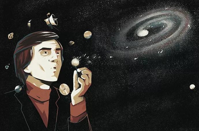 Carl Sagan - O Homem Em Sua Arrogância