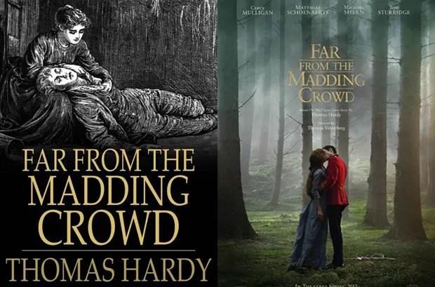 Far from the Madding Crowd, Thomas Hardy (Foto: Divulgação)