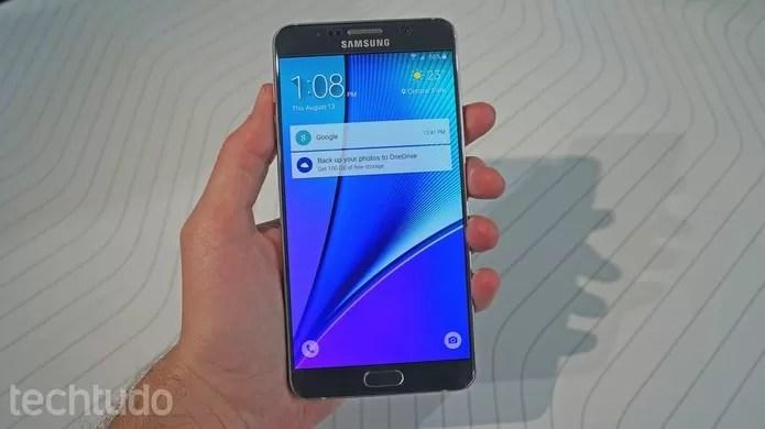 Galaxy Note 5 possui uma câmera bastante equilibrada e de qualidade (Foto: Fabricio Vitorino/TechTudo)