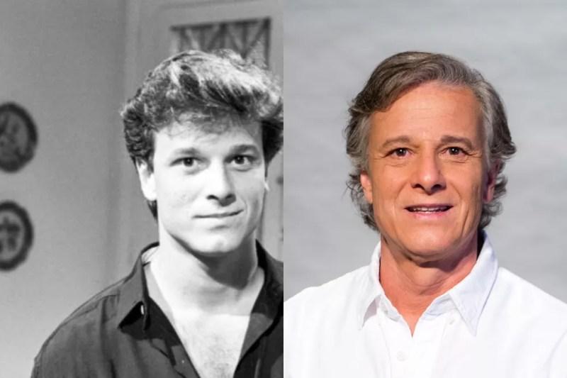 Marcello Novaes: o trabalho mais recente do ator foi como Sampaio em 'O Sétimo Guardião' — Foto: Acervo TV Globo   Raquel Cunha/Globo