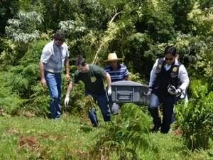 Agricultor morreu em acidente com trator no Oeste (Foto: Patrícia Silva/Tudo Sobre Xanxerê)