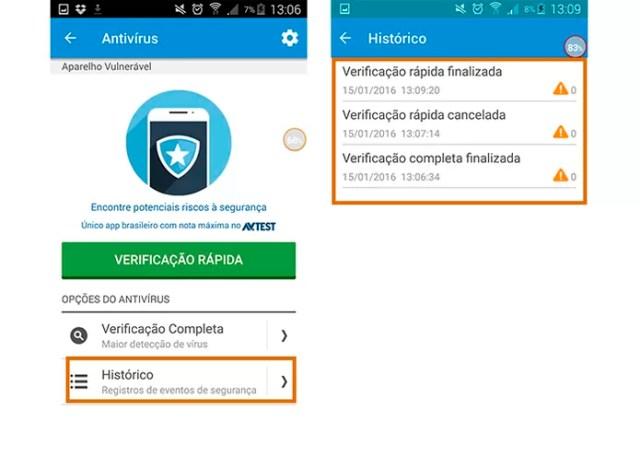Aplicativo protege seu aparelho android de vírus; veja como usar