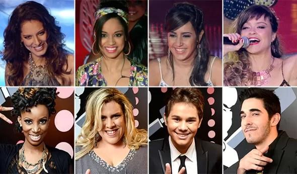 Oito participantes deixam o The Voice