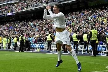 Cristiano Ronaldo Real Madrid Valencia (Foto: AFP)