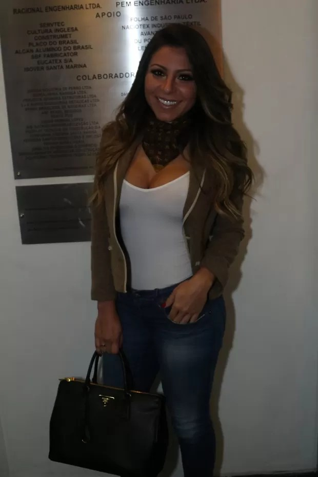 Andressa Ferreira (Foto: Thiago Duran/AgNews)