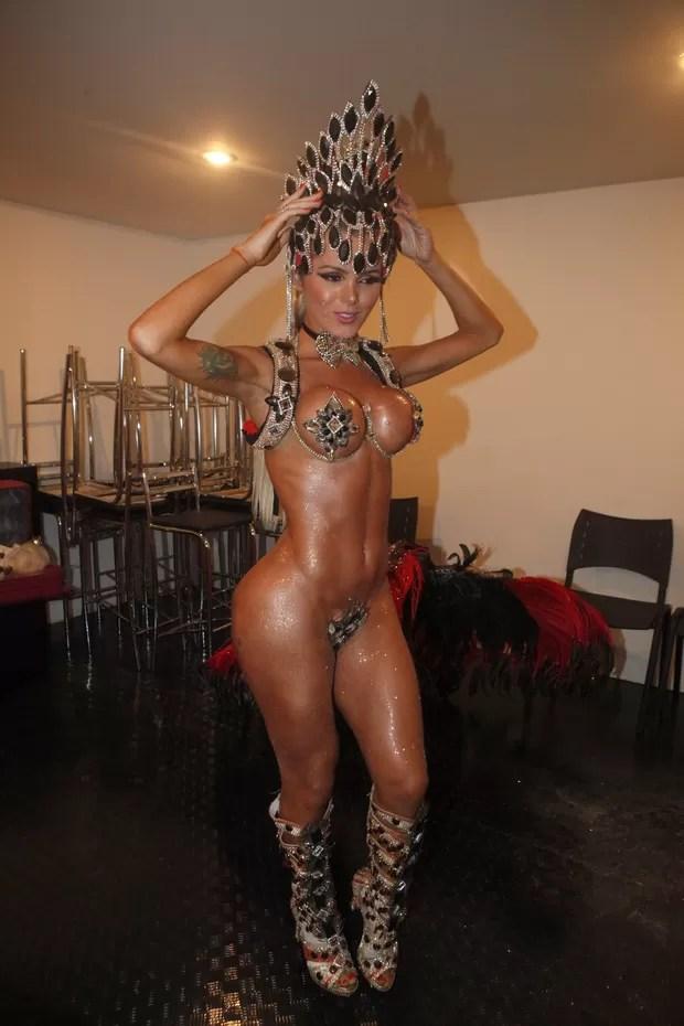 Thalita Zampirolli (Foto: Isac Luz / EGO)