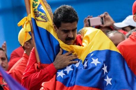 Nicolás Maduro Venezuela (Foto: Federico Parra/AFP)
