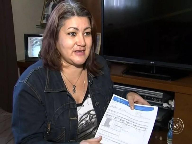 Moradores reclamam de novo imposto sobre iluminação pública em Jundiaí (Foto: Reprodução / TV Tem)
