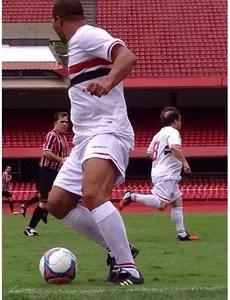 Aloísio Chulapa volta a jogar no Morumbi (Foto: Reprodução Instagran)