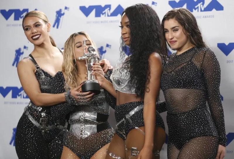 Fifth Harmony levam o prêmio de Melhor Clipe com