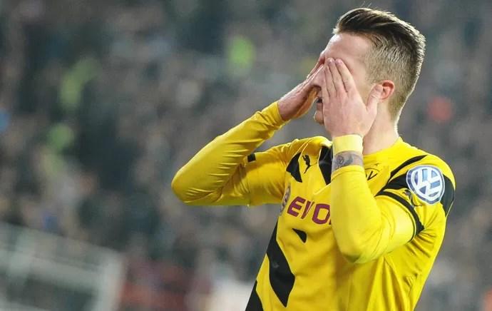 Marco Reus Borussia Dortmund (Foto: EFE)