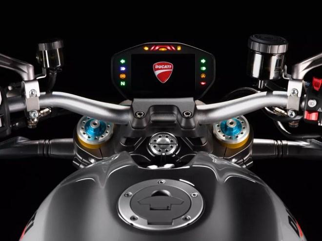 Ducati Monster 1200S (Foto: Divulgação)