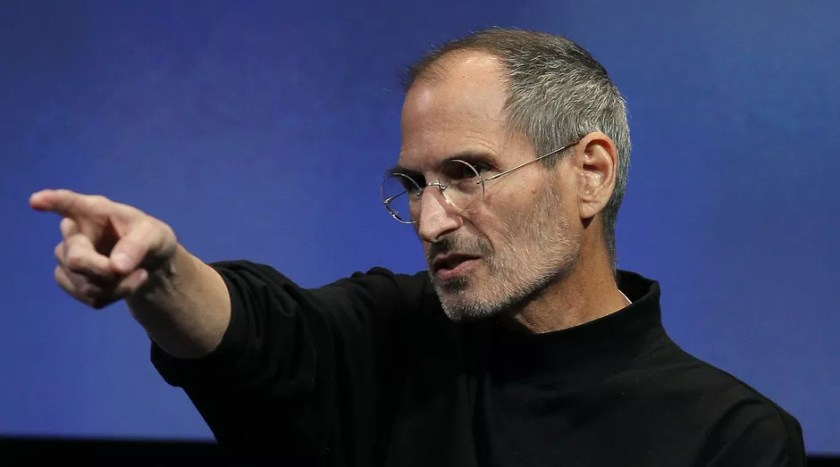 Steve Jobs (Photo: Getty Images)