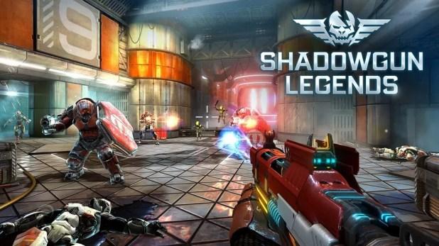 Shadowgun Legends foi eleito o melhor jogo de 2019 na Google Play — Foto: Divulgação/Madfinger Games