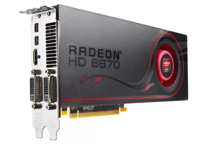 Mesmo placas poderosas, como a Radeon 6870, não rodam com o Crimson (Foto: Divulgação/AMD)