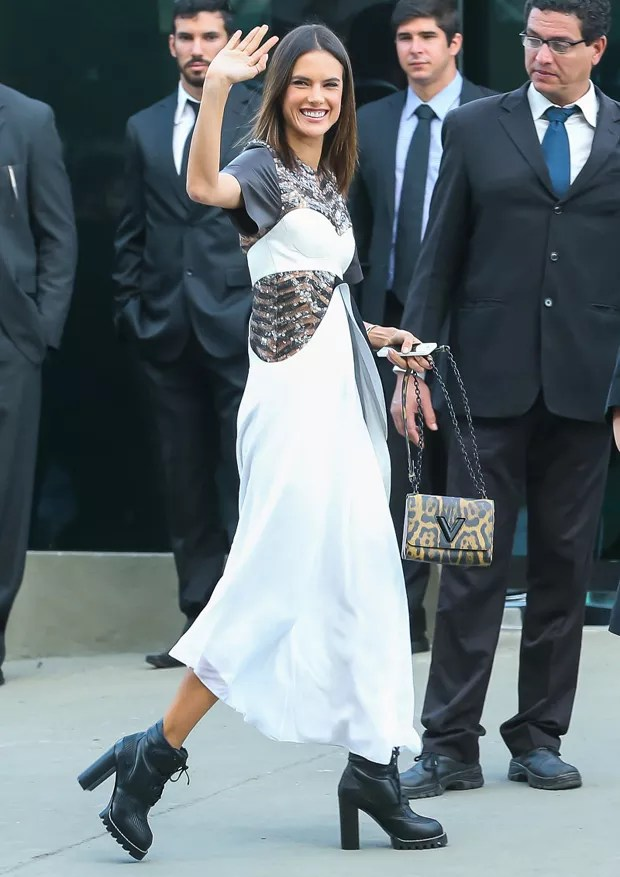 Alessandra Ambrosio (Foto: AG News)