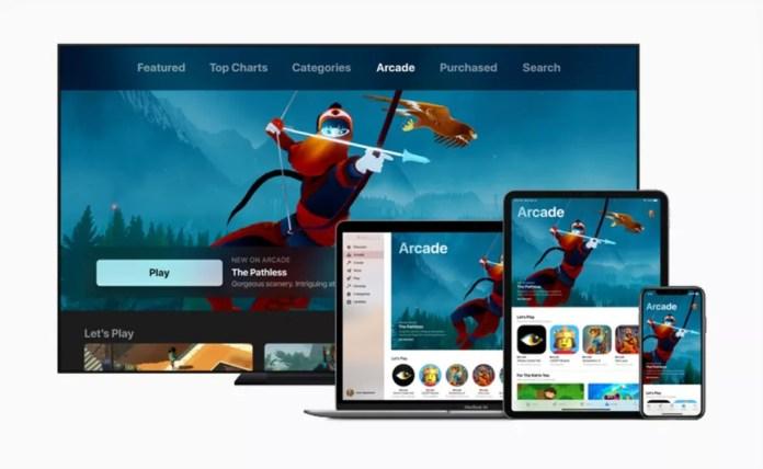 Apple Arcade é um serviço de assinatura focado em jogos para os dispositivos Apple — Foto: Divulgação/Apple
