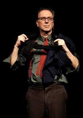 Fonseca foi convidado pelo ator Renato Prieto a escrever todo o roteiro (Foto: Divulgação)