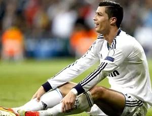 Cristiano Ronaldo jogo Real Madrid Borussia Dortmund (Foto: EFE)