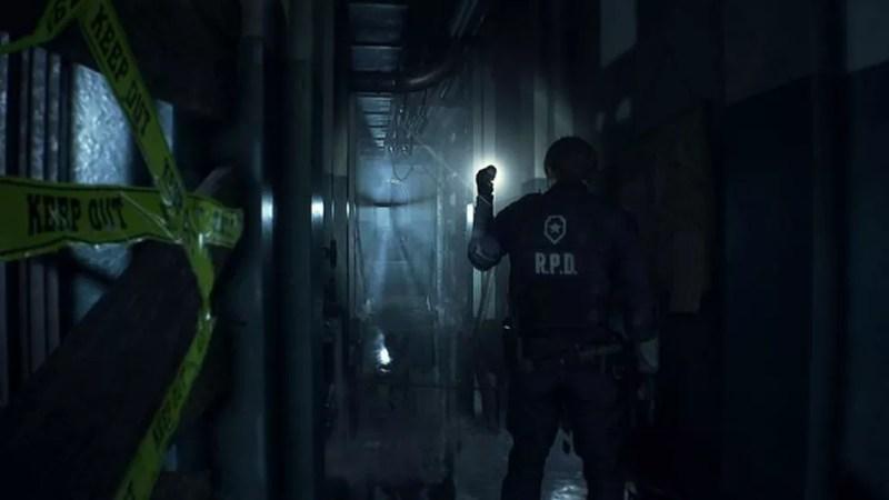 Câmera sobre o ombro foi a escolha da Capcom para o remake de Resident Evil 2 — Foto: Divulgação/Capcom