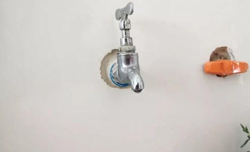 30 cidades ficaram sem abastecimento de água após queda de energia  — Foto: Igor Jácome