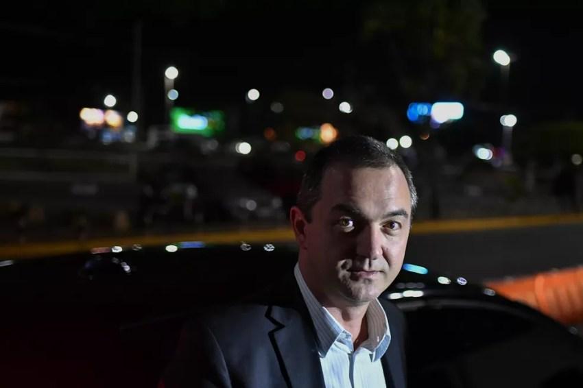 O empresário Joesley Batista (Foto: Mateus Bonomi/Agif/Estadão Conteúdo)