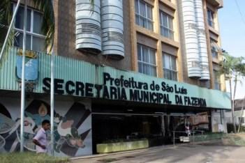 Sede da Secretaria Municipal da Fazenda de São Luís — Foto: Divulgação/Semfaz
