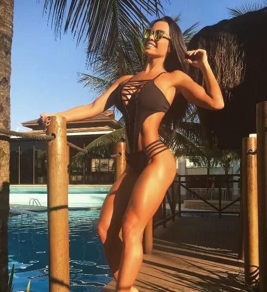 Fernanda D'avila (Foto: Instagram / Reprodução)