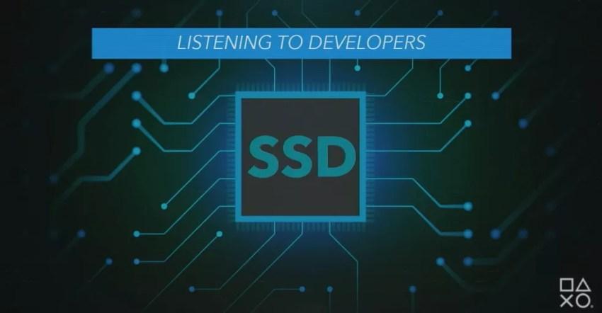 PlayStation 5 terá armazenamento superrápido em SSD — Foto: Reprodução/YouTube