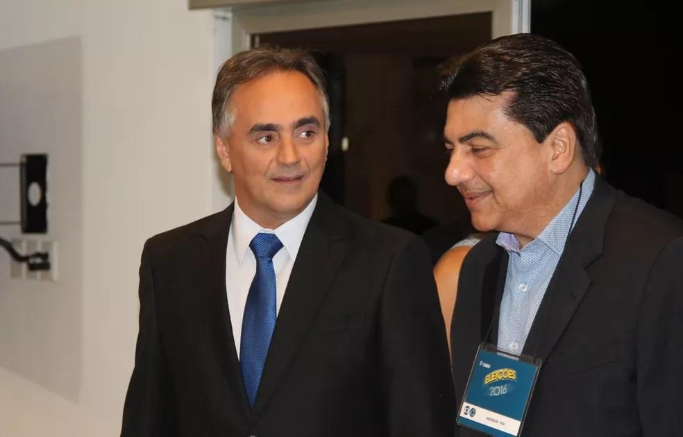 Atualmente, Luciano Cartaxo é prefeito de João Pessoa e Manoel Júnior é o vice (Foto: Diogo Almeida/G1)