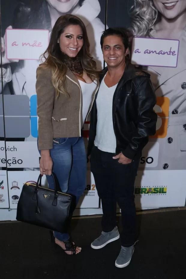 Andressa Ferreira e Tammy Miranda (Foto: Thiago Duran/AgNews)